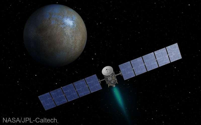 Misiunea sondei Dawn, aparţinând NASA, se apropie de sfârşit
