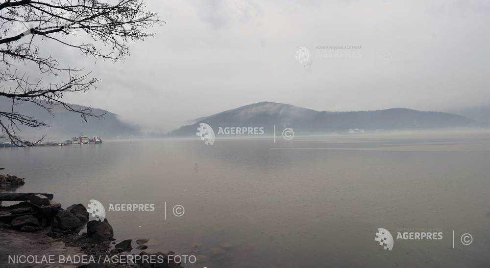 ANM: Cod galben de ceaţă în zona Dobrogei, luni dimineaţa