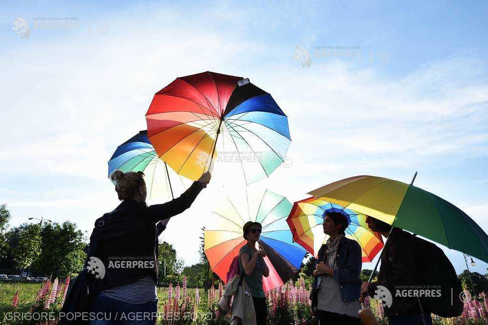 Ziua internaţională împotriva homofobiei, transfobiei şi bifobiei