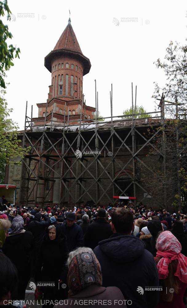 Botoşani: Biserica ''Sfântul Gheorghe'' va fi restaurată cu 1, 8 milioane euro, bani europeni