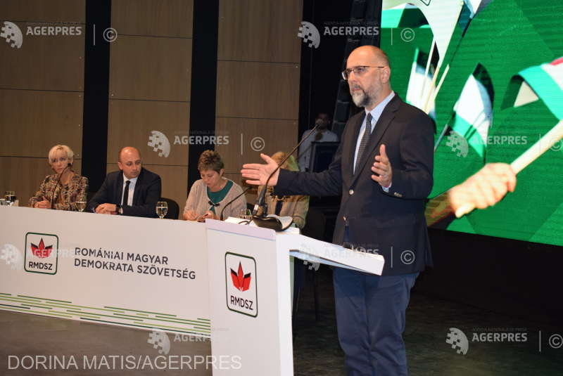 Kelemen Hunor: După alegerile europarlamentare, trebuie să facem totul ca Minority Safe Pack să fie pe ordinea de zi a CE