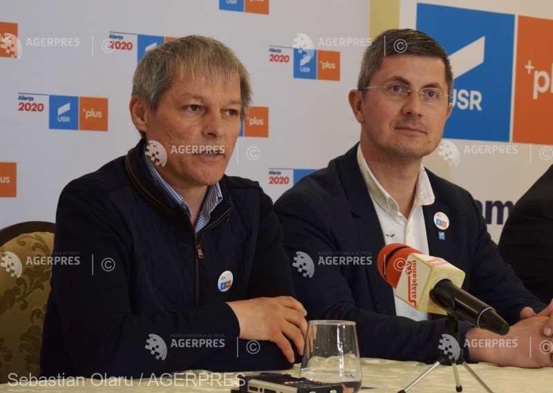 Dacian Cioloş: Fiecare europarlamentar al Alianţei USR-PLUS va deschide câte două birouri în ţară