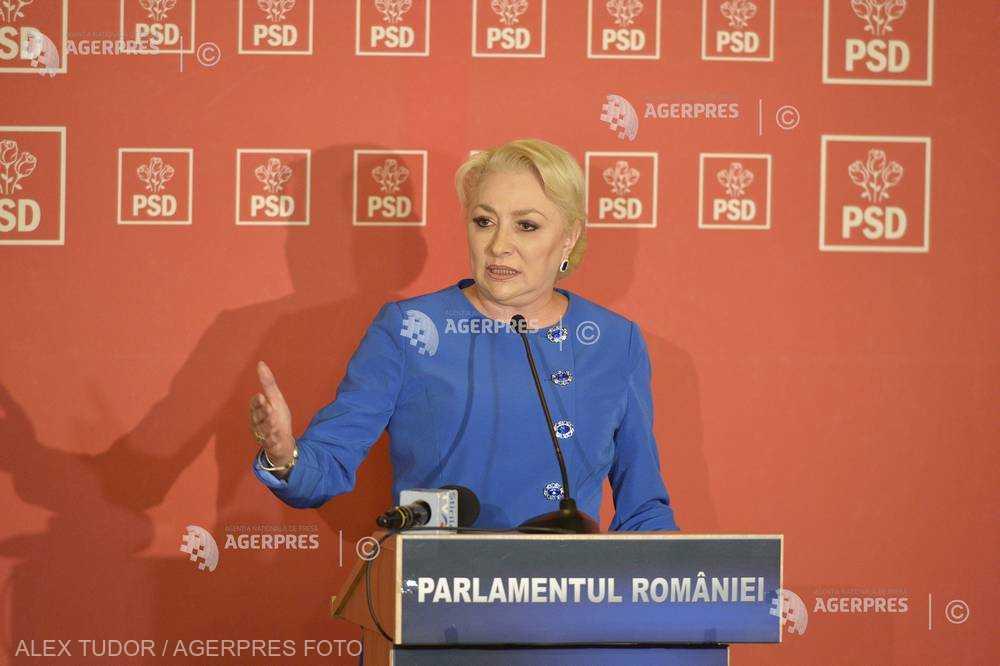 Dăncilă: Nu am încredere în Ponta, părerea mea este că urăşte PSD şi vrea să se răzbune pe partid