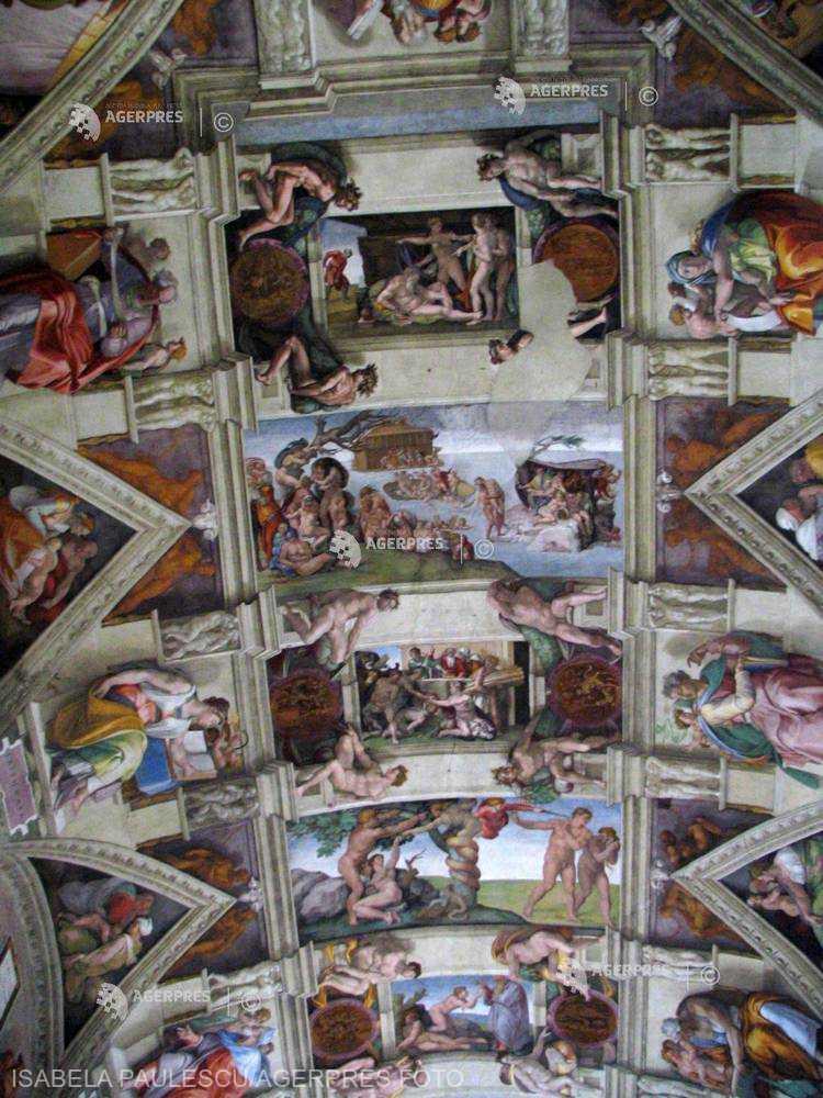 SPOTLIGHT CULTURAL Muzeele Vaticane - un an de când sunt conduse de o femeie, pentru prima dată în istorie