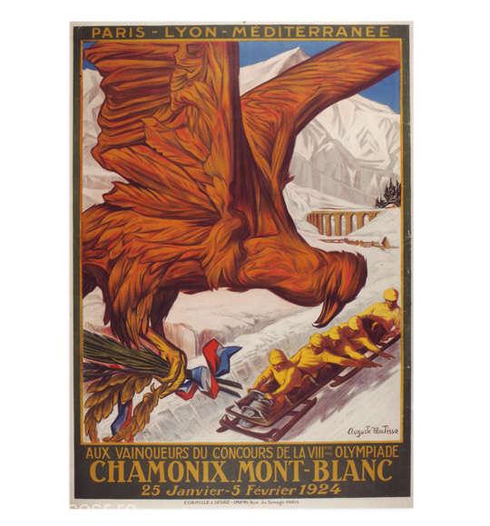 JO 2018: Jocurile Olimpice de iarnă din 1924 - Chamonix (Franţa)