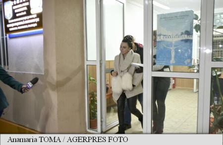 Ana Maria Pătru, adusă la Tribunalul Prahova