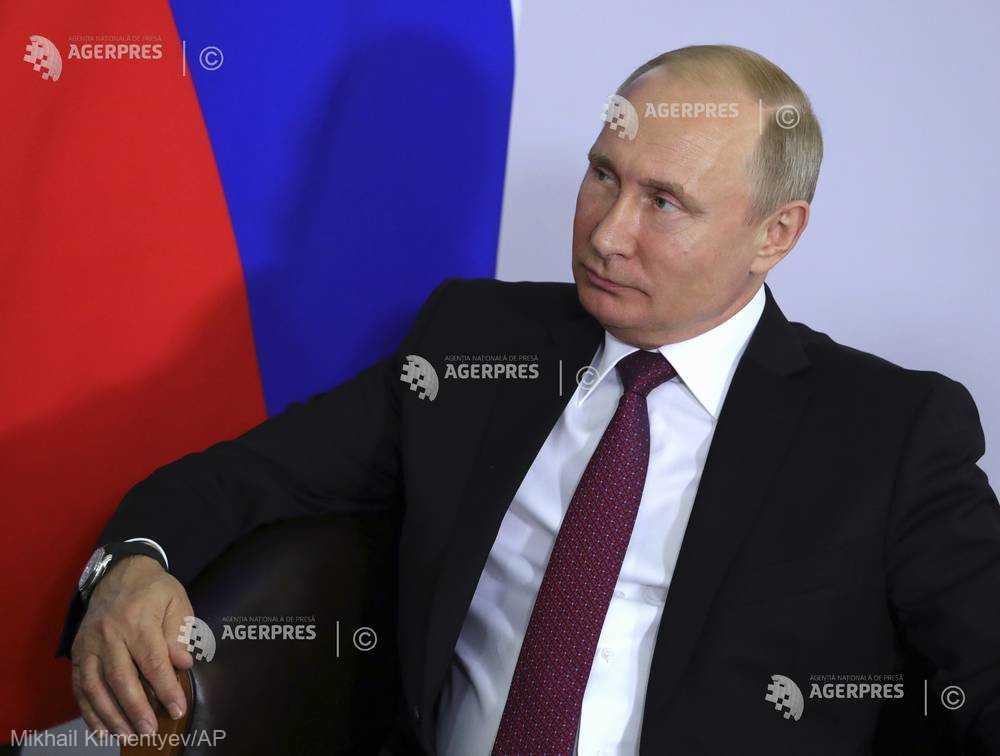Vladimir Putin: Republica Moldova a obţinut statut de observator al Uniunii Economice Eurasiatice