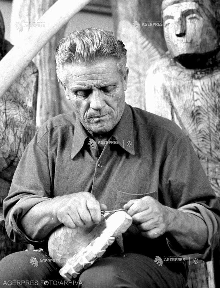 DOCUMENTAR: 105 ani de la naşterea sculptorului Vida Gheza