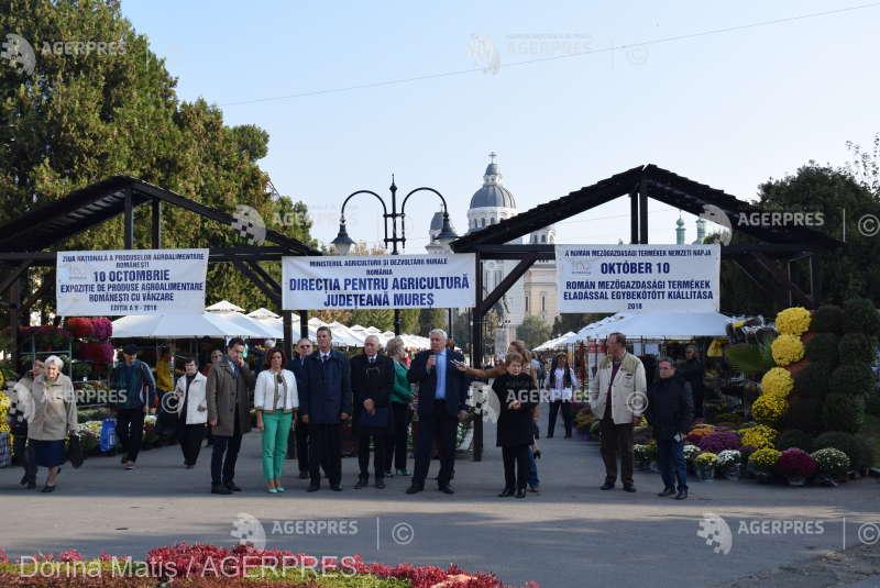 Subprefectul de Mureş: Fermierii pot să acceseze credite cu dobânzi de până la 50% mai mici
