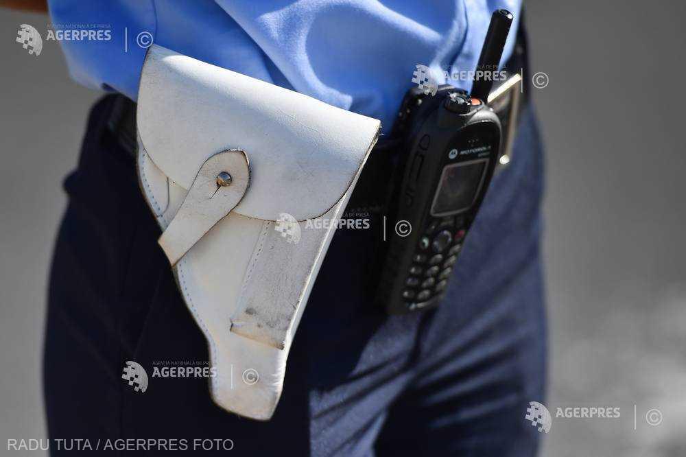 Botoşani: Bărbat reţinut de poliţişti după ce a dat foc la un depozit de furaje; prejudiciul - 250.000 de lei