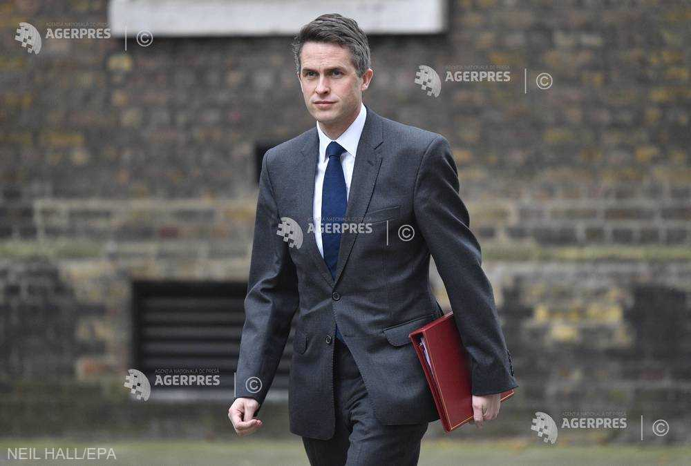Marea Britanie: Gavin Williamson neagă că a avut vreun rol în eventuale scurgeri de informaţii privind compania Huawei