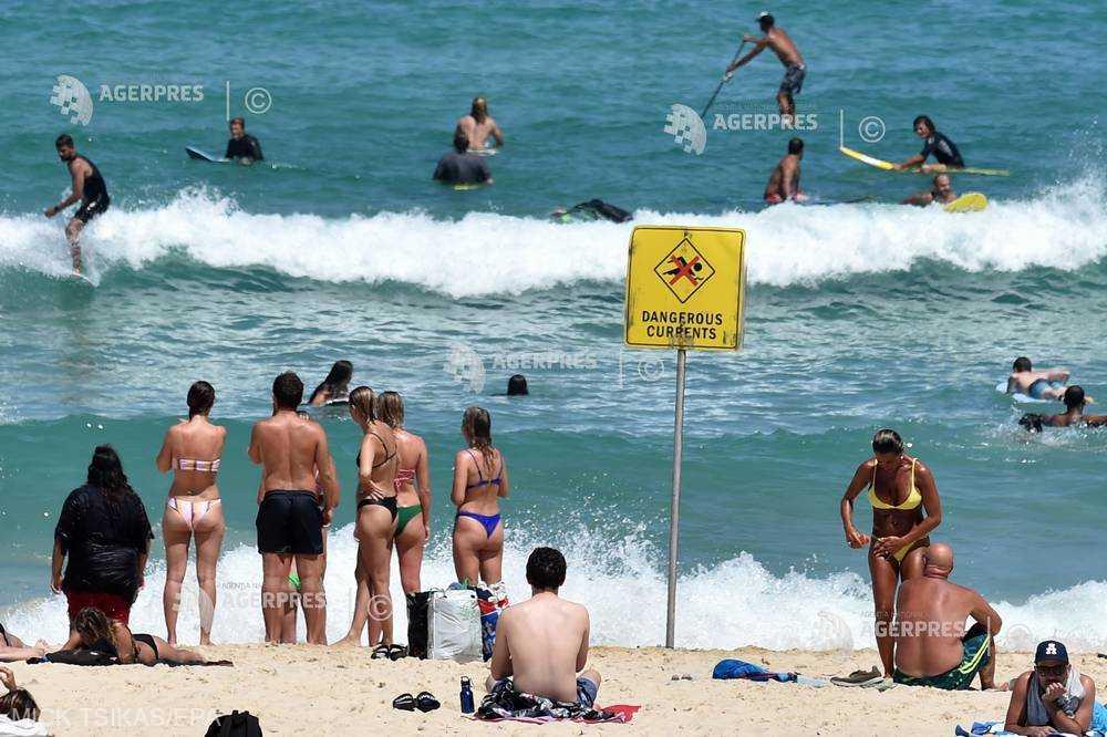 Australia, afectată de un ''val de căldură extremă'' pentru a 7-a zi consecutiv; un ciclon ameninţă nordul continentului