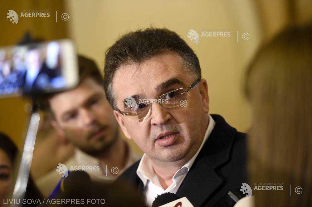 Marian Oprişan: Oprea mi-a recomandat să îl susţin pe Dragnea ca preşedinte interimar al PSD