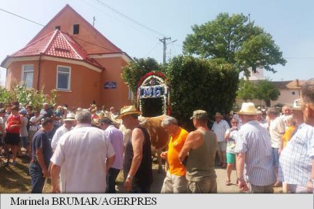 REPORTAJ Alba: Locurile natale înseamnă, încă, pentru mulți sași emigrați, 'acasă'