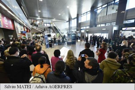 Henri Coandă, în top 5 european al aeroporturilor cu cea mai mare creștere a traficului aerian în primele 10 luni