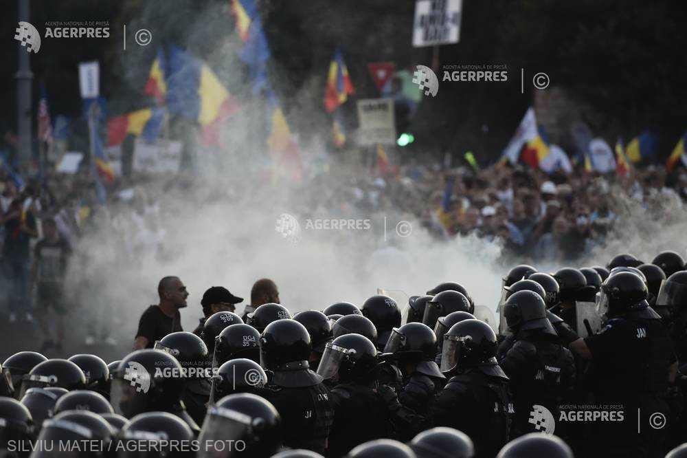Protestatarii pot depune plângeri la Parchetul Militar şi în weekend