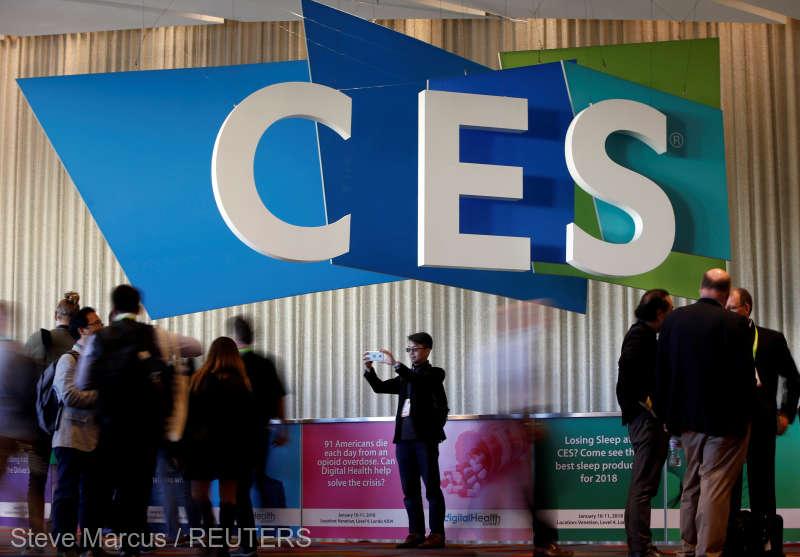 Cel mai mare târg de electronice din lume - CES - se deschide marţi pentru publicul larg