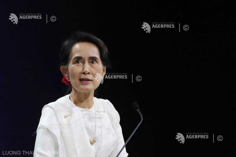 Directorul Fundaţiei Nobel: San Suu Kyi a făcut şi lucruri