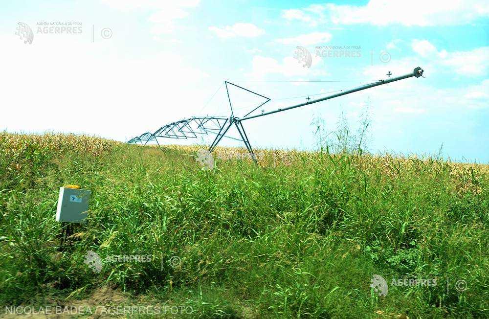 AFIR: 44 de proiecte de investiţii în infrastructura de irigaţii, în valoare de 12 milioane de euro, au fost finalizate prin PNDR 2020