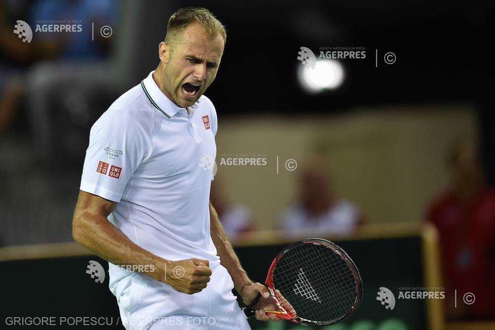 Tenis: Marius Copil, eliminat în primul tur la Pune (ATP)
