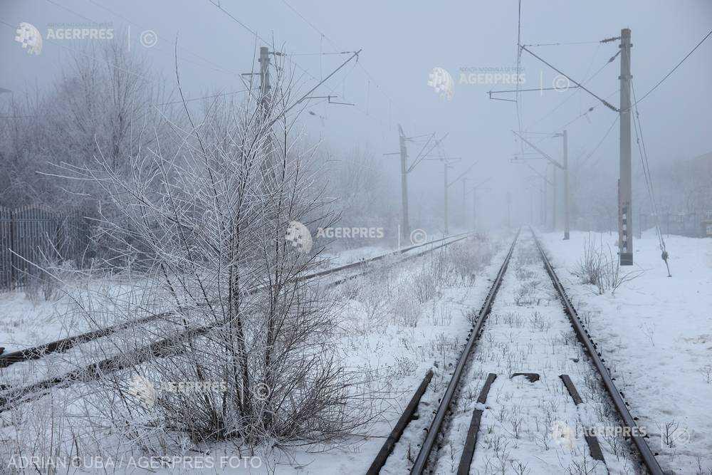 Ceaţă şi vizibilitate scăzută în trei judeţe din Transilvania, în următoarele trei ore