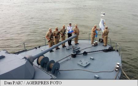 Galați: Ziua Marinei începe cu Ivan Patzaichin și se va încheia cu Inna și un foc de artificii
