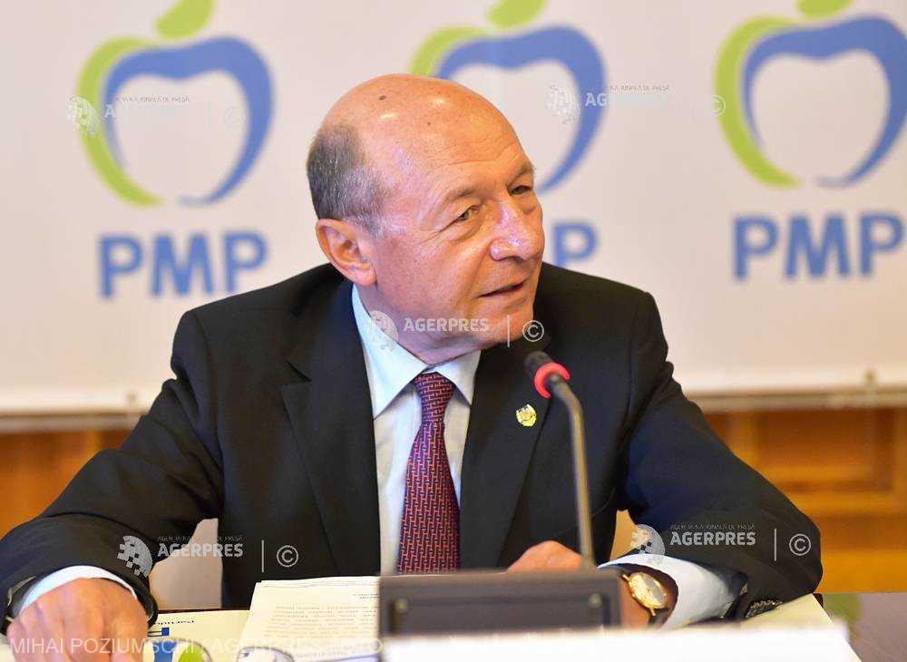 Băsescu: Iohannis nu a câştigat azi al doilea mandat, dimpotrivă