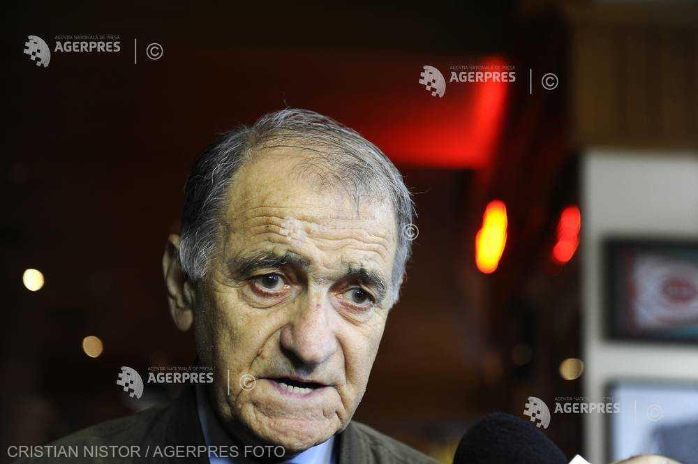 A murit marele antrenor de handbal Constantin Popescu (fişă biografică)