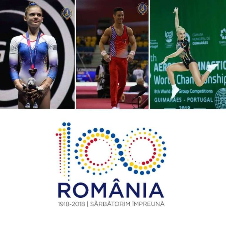 Denisa Golgotă, Andrei Muntean şi Andreea Bogati, cei mai buni gimnaşti români ai anului 2018