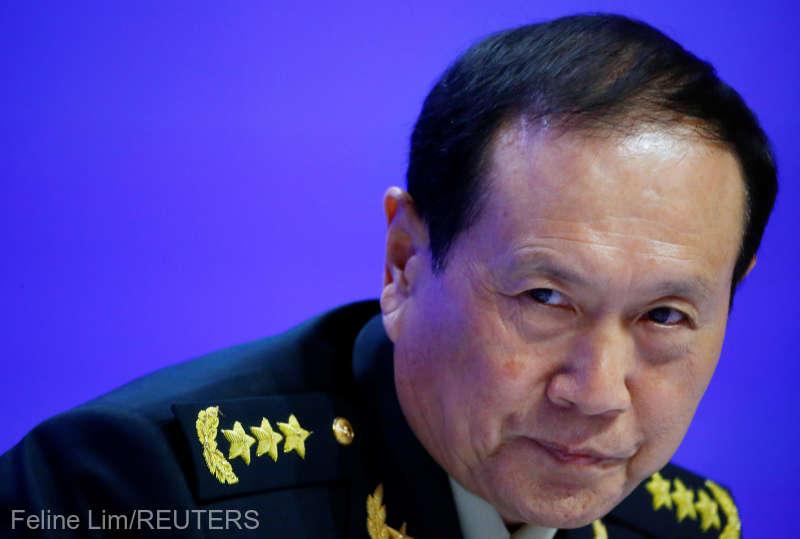 Represiunea din Piaţa Tiananmen a fost justificată (ministrul chinez al apărării)