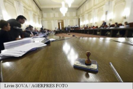 Senat - Comisia pentru constituționalitate: Raport favorabil respingerii ordonanței privind migrația aleșilor locali