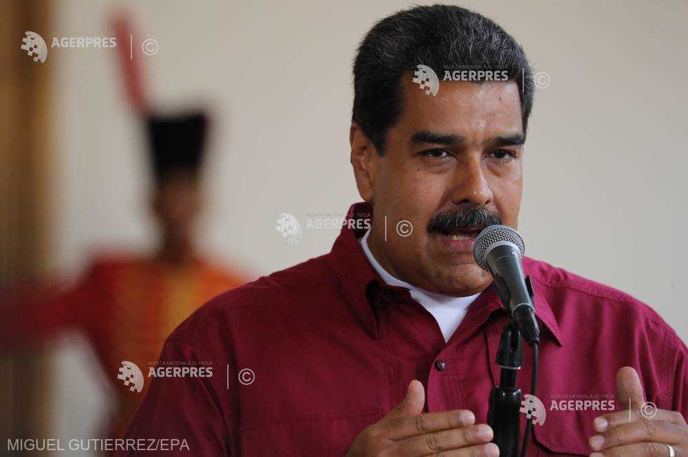 Venezuela: Nicolas Maduro anunţă expulzarea însărcinatului cu afaceri american