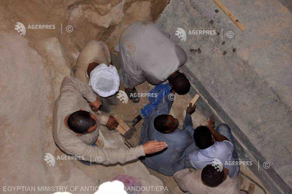 Misteriosul sarcofag descoperit în Egipt nu adăposteşte rămăşiţele lui Alexandru cel Mare