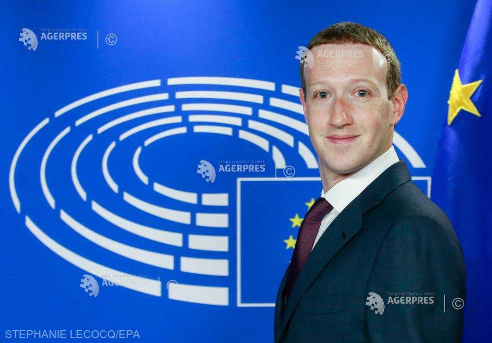 Patronul Facebook şi-a cerut scuze în Parlamentul European, însă fără a convinge