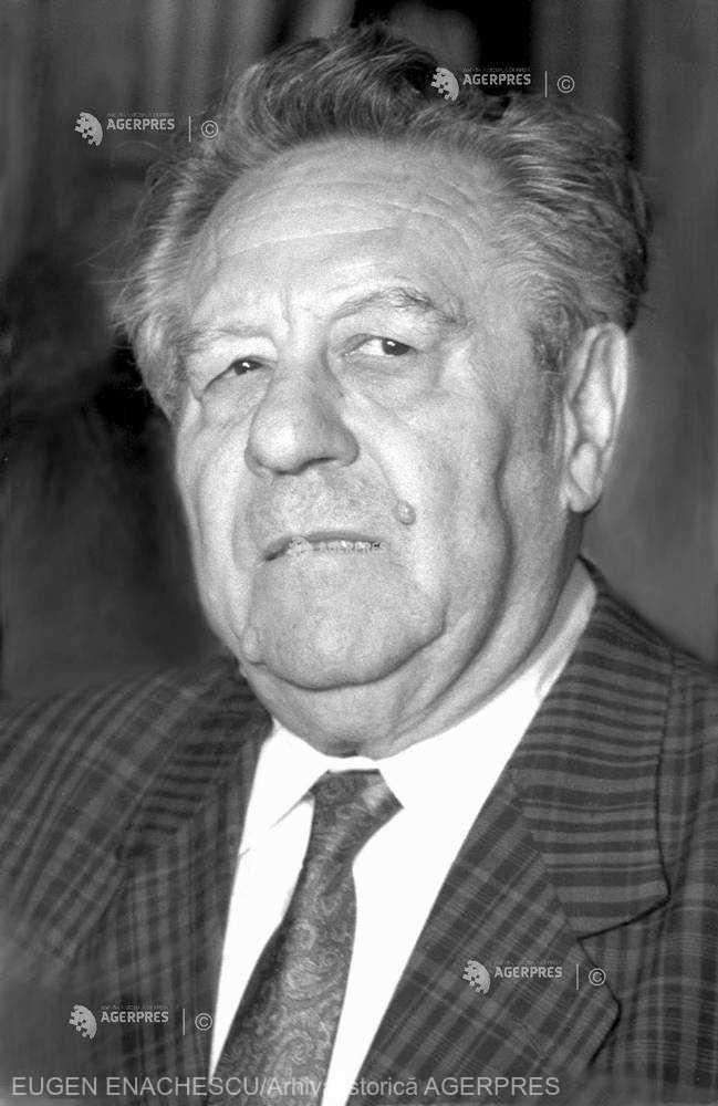 DOCUMENTAR: 95 de ani de la naşterea scriitorului Eugen Barbu