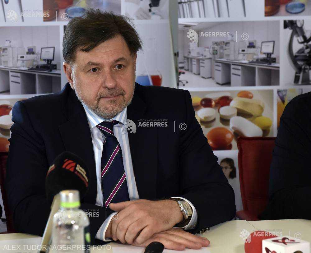 Alexandru Rafila, ales membru în Comitetul Executiv al OMS