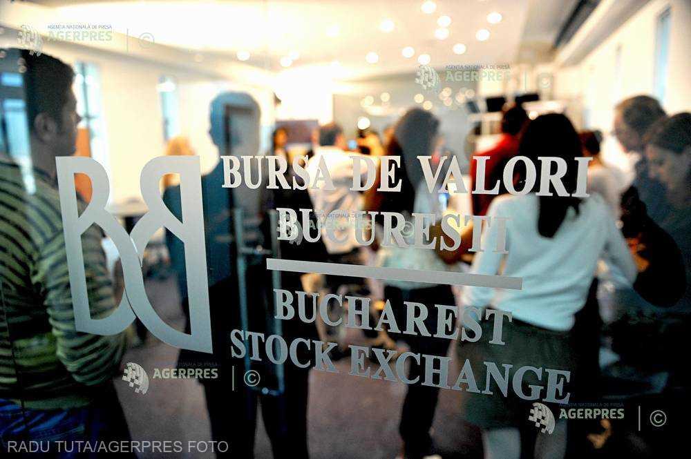 BVB: Tranzacţii cu acţiuni de 26,38 milioane de lei, din care jumătate au fost schimburi cu titluri BRD
