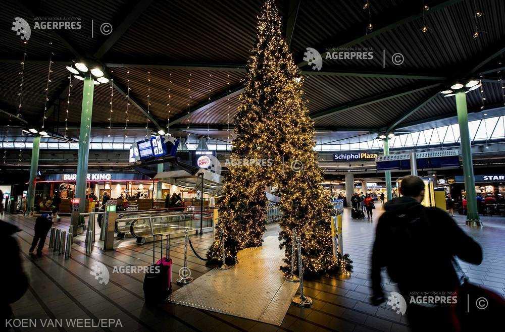 MAE: Atenţionare de călătorie - Cod galben de vânt puternic în Regatul Ţărilor de Jos