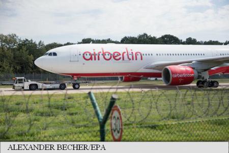 Air Berlin s-a declarat în insolvență iar Lufthansa vrea să preia unele active