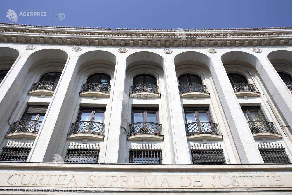 Înalta Curte amână pentru 29 iunie pronunţarea în dosarul ANRP, în care sunt judecaţi Bica şi Cocoş