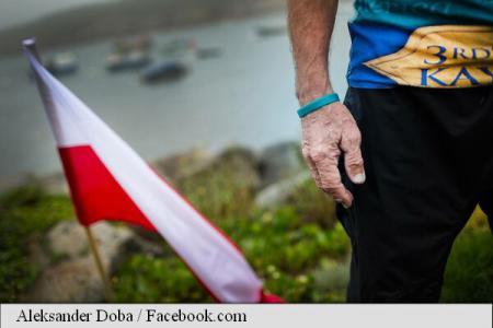 Un caiacist septuagenar a reușit a treia sa traversare a Atlanticului