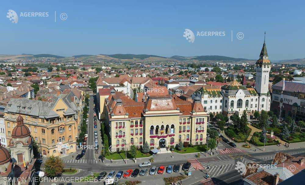 Cei mai buni arhitecţi din lume, provocaţi să remodeleze centrul municipiului Târgu Mureş