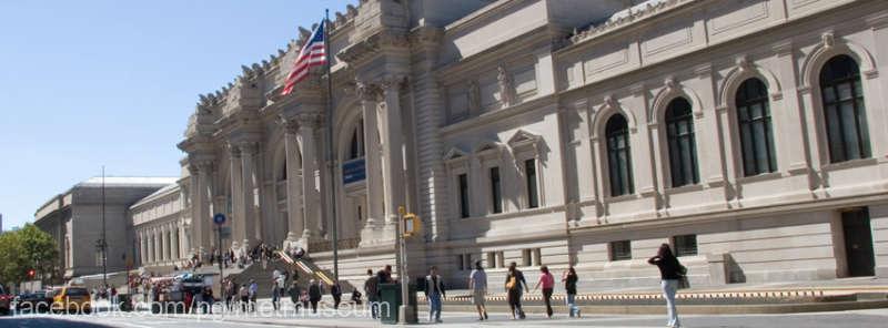 DOZA DE CULTURĂ: Muzeul Metropolitan de Artă din New York