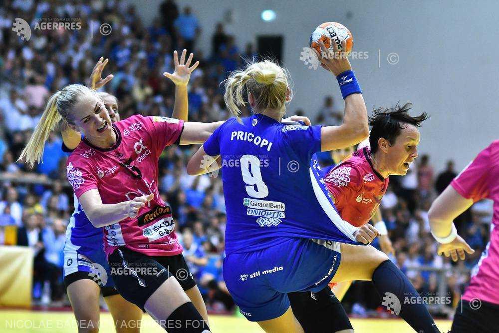 Handbal feminin: SCM Craiova a cucerit Cupa EHF