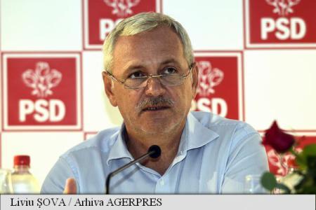Dragnea: Nu ne împrumutăm la FMI; România are bani, problema e că aceia care primesc salarii mărite protestează