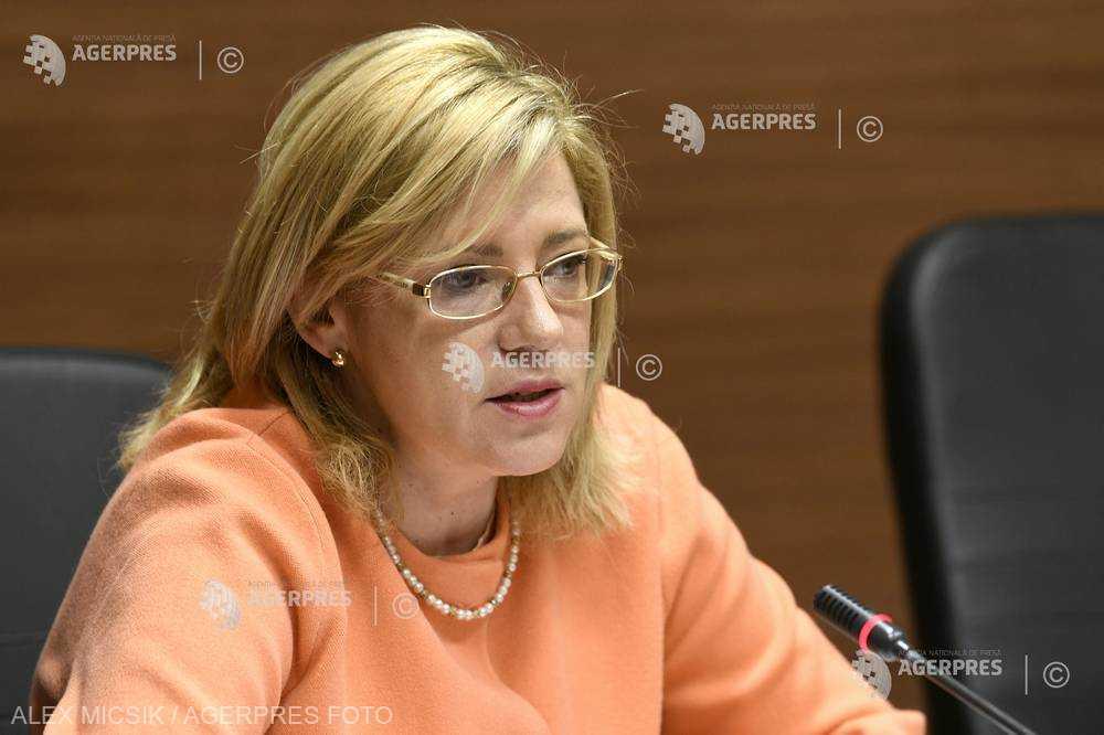 Corina Creţu susţine că România riscă să piardă finanţarea europeană pentru construirea spitalelor regionale