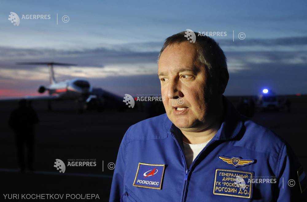 Agenţia spaţială rusă cere explicaţii pentru amânarea de către NASA a unei vizite a directorului său