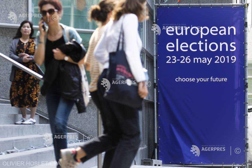 #europarlamentare2019 Alegătorii din 21 de ţări votează duminică pentru alegerea viitorului Parlament European