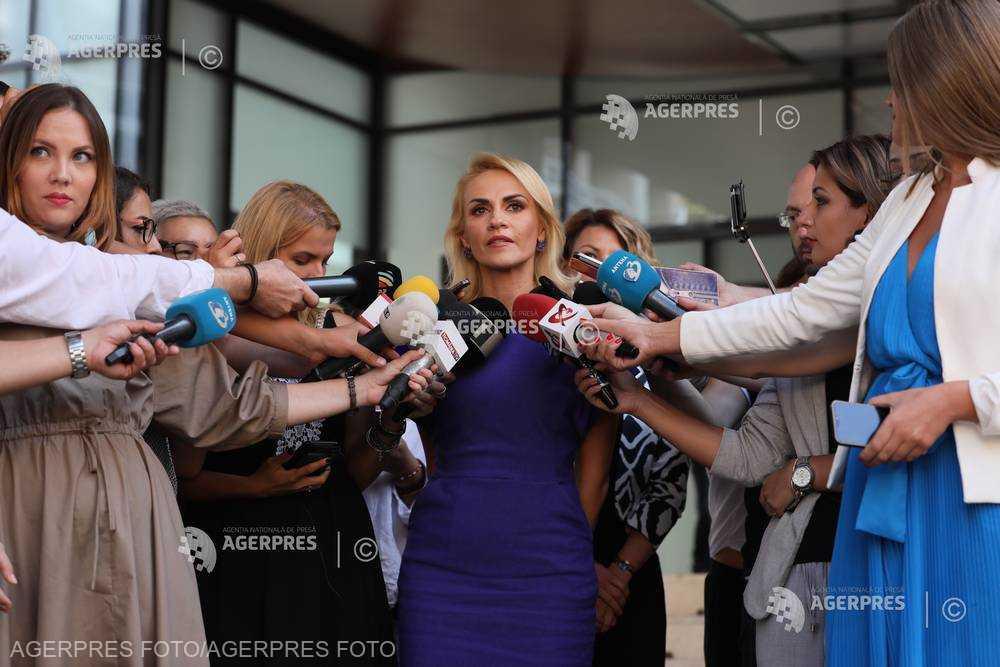 Gabriela Firea: Suntem destul de mulţi cât să contăm; vom veni cu un mandat în CExN al PSD