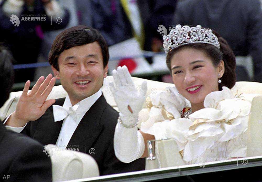 Akihito-Abdicare/ Moştenitorul tronului Japoniei: prinţul moştenitor Naruhito